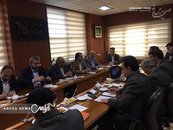 گزارش تصویری/ بازديد هيات رييسه شوراي شهر اهواز از فعاليت هاي سازمان پسماند شهرداري مشهد