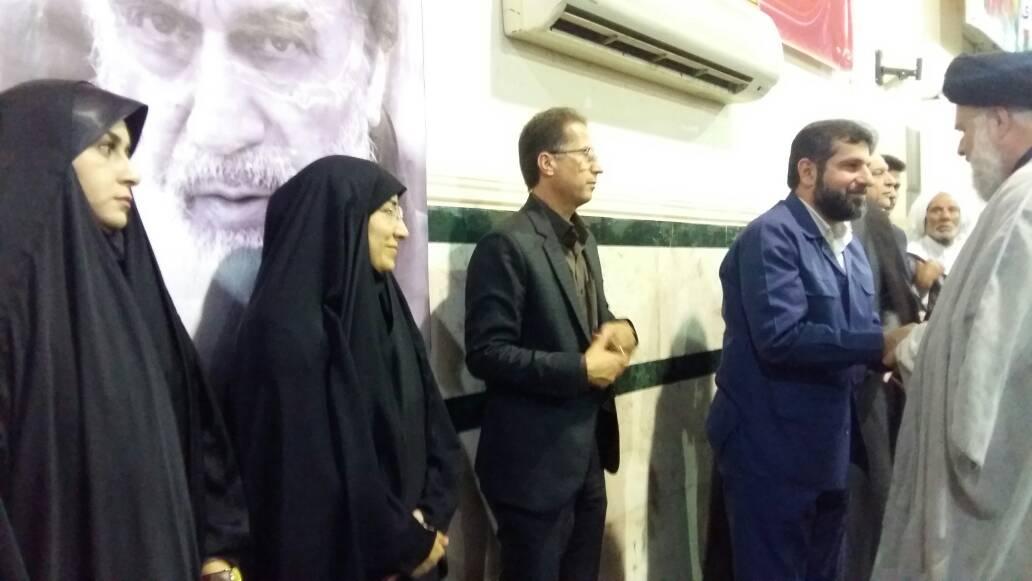 برگزاری پرشور مراسم بیست و نهمین سالگرد ارتحال ملکوتی امام خمینی (ره) در شهرستان کارون
