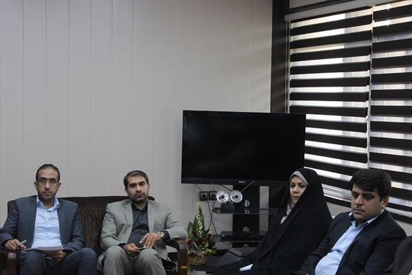 برای اولین بار تشکیل شد/شورای معاونین فرمانداری و بخشداران شهرستان اهواز