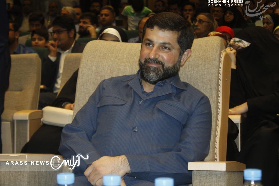 گزارش تصویری/  آیین گرامیداشت روز خبرنگار