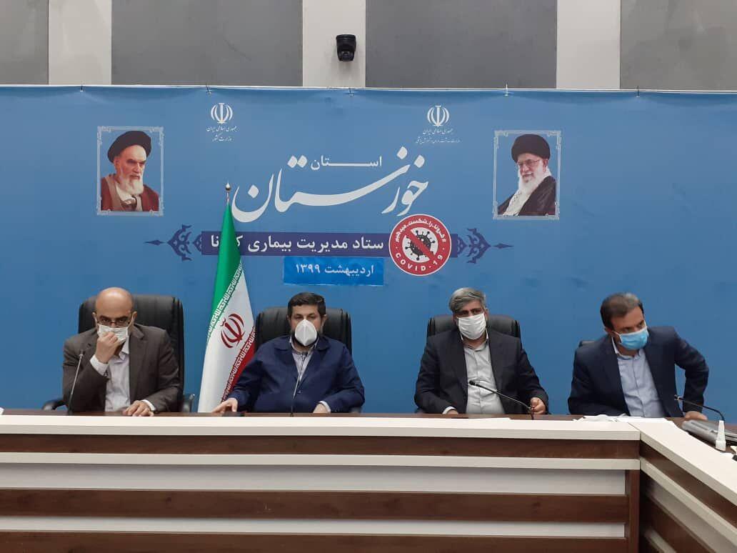 ادارات و بانک های ۱۶شهرستان خوزستان تعطیل شدند