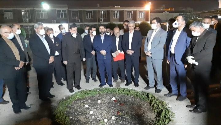دو پروژه دانشگاه فرهنگیان در اهواز افتتاح و عملیات اجرایی آن آغاز شد
